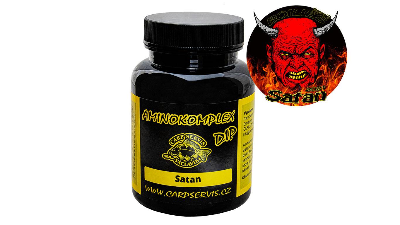 Carp Servis Václavík Aminokomplex DIP - 90 ml/Satan