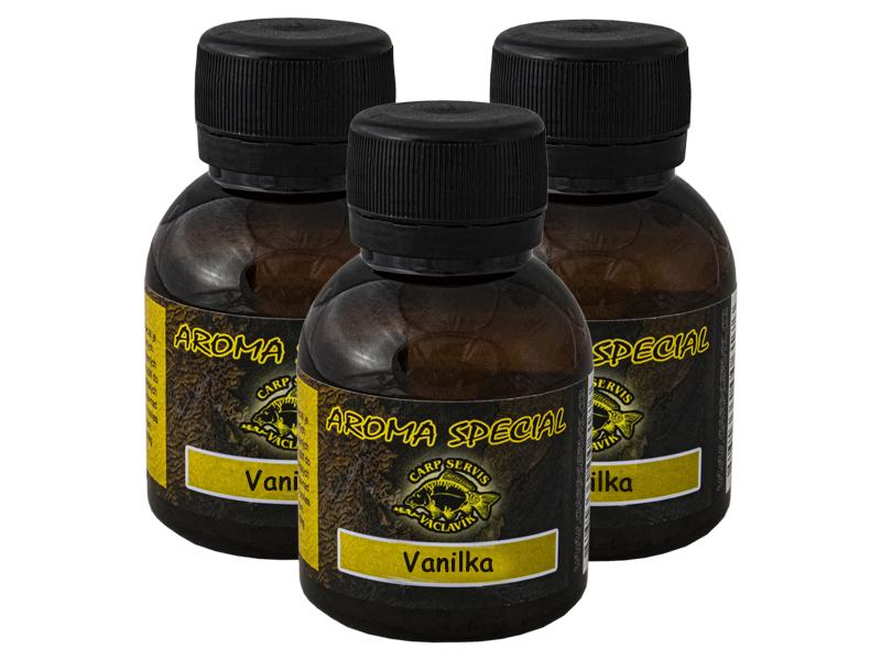 Carp Servis Václavík Aroma speciál - 50 ml/vanilka