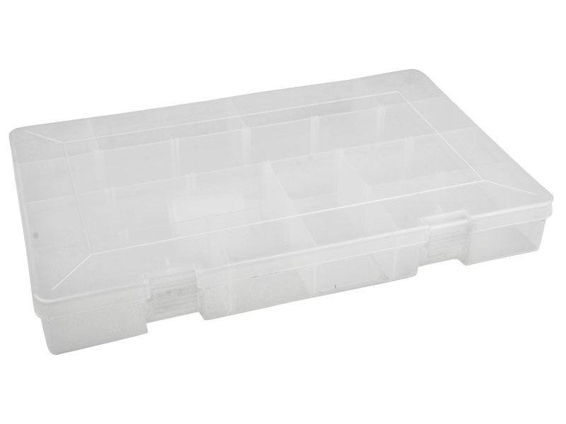 Carp Zoom Krabice plastová - 35,8x23x5 cm