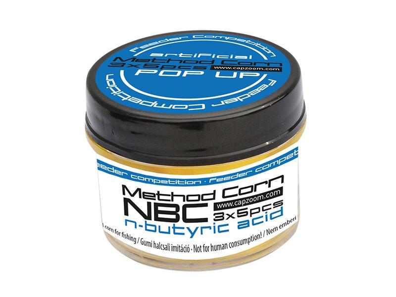 Carp Zoom Method umělá kukuřice - 3 x 5 ks/Pálivé koření