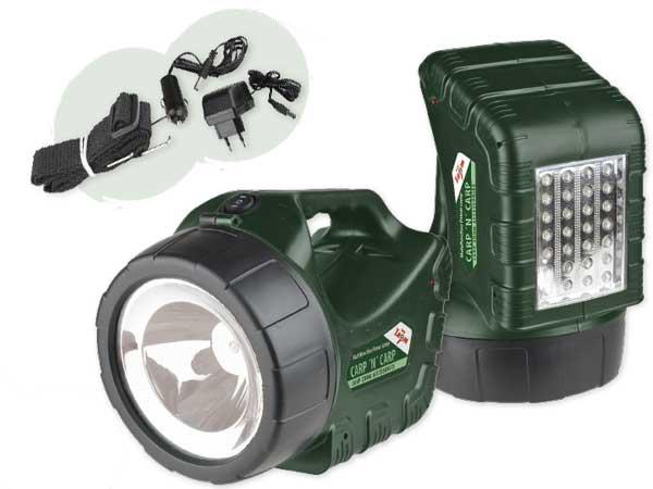 Carp Zoom Multifunkční ruční LED lampa