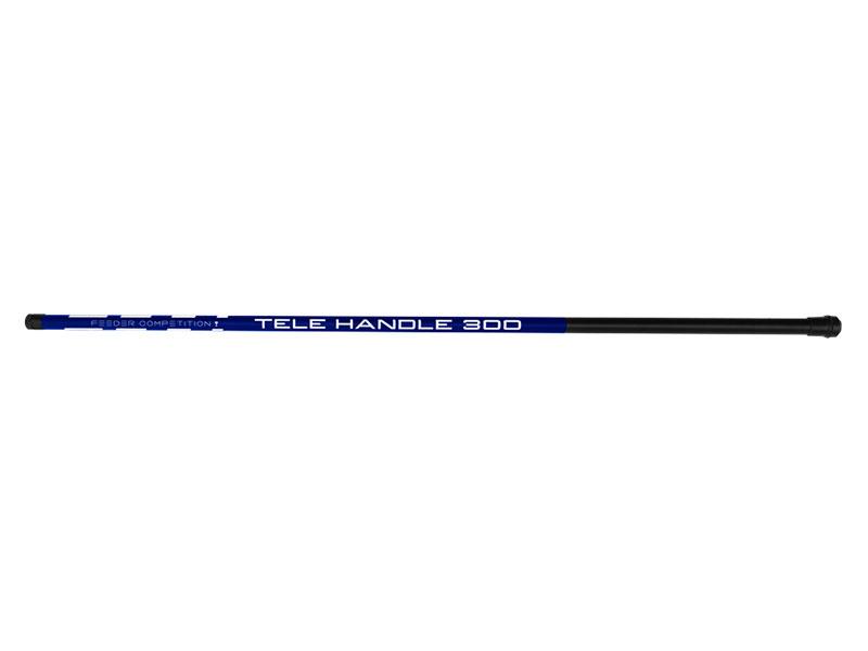 Carp Zoom Podběráková tyč - 3 m/3 díly