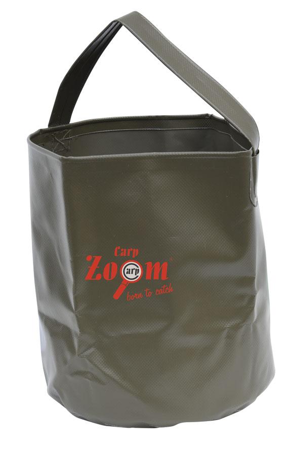 Carp Zoom Skládací kbelík na vodu - 12 L