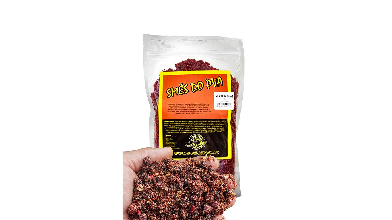 Carp Servis Václavík Směs do PVA - 1 kg - Biotrus sweet